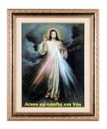 QUADRO 30X40CM JESUS MISERICORDIOSO