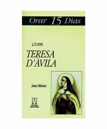 imagem do produto - ORAR 15 DIAS TERESA D`AVILA