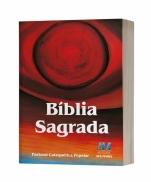 BÍBLIA SAGRADA PASTORAL CATEQUÉTICA POPULAR BOLSO