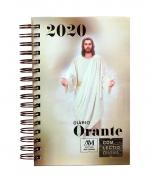 imagem do produto - DIARIO ORANTE COM LECTIO DIVINA 2020 JESUS