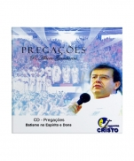 imagem do produto - CD PREGAÇÃO BATISMO NO ESPÍRITO E DONS