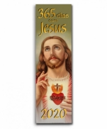 CALENDARIO 365 DIAS COM JESUS 2020