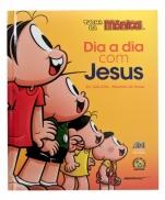 imagem do produto - DIA A DIA COM JESUS TURMA DA MÔNICA