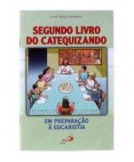 imagem do produto - SEGUNDO LIVRO DO CATEQUIZANDO VOLUME 02