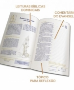 DIÁRIO BÍBLICO 2019 LUXO ROSA FLORAL