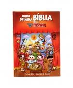 imagem do produto - MINHA PRIMEIRA BIBLIA COM A TURMA DA MONICA