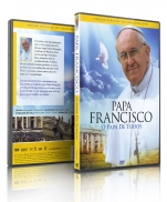 imagem do produto - DVD PAPA FRANCISCO O PAPA DE TODOS