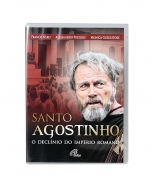 DVD SANTO AGOSTINHO O DECLINIO DO IMPERIO ROMANO