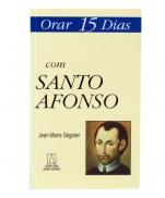 imagem do produto - ORAR 15 DIAS COM SANTO AFONSO