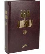 imagem do produto - BÍBLIA DE JERUSALEM CAPA DURA